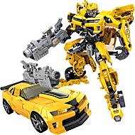 cheap Toy & Game-Toy Car Car Robot Transformable Plastic Shell Boys' Girls' Toy Gift 1 pcs