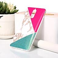preiswerte Handyhüllen-Hülle Für Huawei P9 Lite Mini / Mate 9 Pro Muster Rückseite Marmor Weich TPU für P9 lite mini / Mate 9 Pro