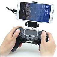 abordables Accesorios para PS4-Sin Cable Manejar el soporte / Control de Videojuego Para PS4 ,  Bluetooth Vibración / Touchpad / Baja vibración Manejar el soporte / Control de Videojuego ABS 1 pcs unidad