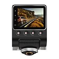Недорогие Видеорегистраторы для авто-Anytek A55 1080p Ночное видение / Контроль 360 ° Автомобильный видеорегистратор 170° Широкий угол 2.4 дюймовый IPS Капюшон с G-Sensor /