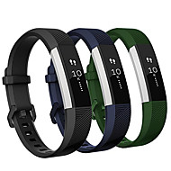 cheap Watch Bands for Fitbit-Watch Band for Fitbit Alta HR Fitbit Sport Band Silicone Wrist Strap