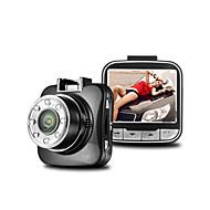 お買い得  -Blackview G55 1080p ミニ / キュート / HD 車のDVR 170度 広角の CMOSセンサ 2 インチ LCD ダッシュカム とともに ナイトビジョン / G-Sensor / 駐車モード 8 赤外線LED カーレコーダー / 2.0 / モーションセンサー / エンドレスレコーディング / オン / オフオート / WDR
