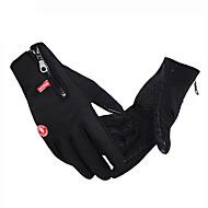 お買い得  -WOSAWE フルフィンガー 男女兼用 オートバイグローブ PVC(ポリ塩化ビニル) 高通気性 / 耐摩耗性 / タッチスクリーン