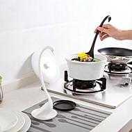 お買い得  キッチン用小物-キッチンツール プラスチック クリエイティブキッチンガジェット スプーン 調理器具のための 1個