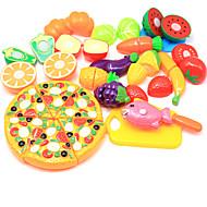 preiswerte Spielzeuge & Spiele-Tue so als ob du spielst Lebensmittel Frucht Eltern-Kind-Interaktion Plastikschale Vorschule Alles Jungen Mädchen Spielzeuge Geschenk 24 pcs