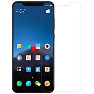 お買い得  スクリーンプロテクター-スクリーンプロテクター のために XIAOMI Xiaomi Mi 8 強化ガラス / PET 1枚 フロント&カメラレンズプロテクター ハイディフィニション(HD) / 硬度9H / 防爆