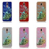 preiswerte Handyhüllen-Hülle Für Huawei Mate 10 pro / Mate 10 Lite Beschichtung / Glänzender Schein Rückseite Flamingo Hart PC für Mate 10 / Mate 10 pro / Mate