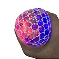 preiswerte Spielzeuge & Spiele-Zum Stress-Abbau Kugel Stress und Angst Relief / LED-Lampe / Praktische Grip 1 pcs Erwachsene Geschenk