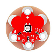 abordables Accesorios para Arduino-Otro módulo Keyestudio Fibra de Vidrio Fuente de alimentación externa