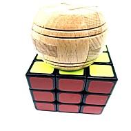 お買い得  おもちゃ & ホビーアクセサリー-ルービックキューブ 6枚 WMS ウッドクラフト / USBおもちゃ / スクランブルキューブ / フロッピーキューブ 3*3*3 スムーズなスピードキューブ マジックキューブ パズルキューブ 学校用 / ストレスや不安の救済 / 合成 ギフト フリーサイズ