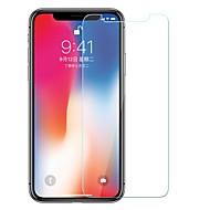 Protecteur d'écran pour Apple iPhone XS Verre Trempé 1 pièce Ecran de Protection Avant Dureté 9H / Anti-Rayures