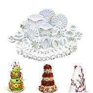 お買い得  キッチン&ダイニング-ベークツール プラスチック 多機能 / 創造的 ケーキ / クッキー ケーキ型 33