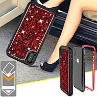 Недорогие Кейсы для iPhone 8-Кейс для Назначение Apple iPhone X / iPhone 8 Рельефный / С узором Кейс на заднюю панель Цветы Мягкий Силикон для iPhone X / iPhone 8 Pluss / iPhone 8