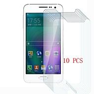 お買い得  Samsung 用スクリーンプロテクター-スクリーンプロテクター のために Samsung Galaxy A5 強化ガラス 10枚 スクリーンプロテクター 硬度9H / 傷防止
