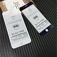 Недорогие Защитные плёнки для экранов iPhone 8-Защитная плёнка для экрана для Apple iPhone 8 Pluss / iPhone 8 / iPhone 7 Plus Закаленное стекло 1 ед. Защитная пленка для экрана HD / Уровень защиты 9H / 3D закругленные углы