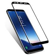 Недорогие Чехлы и кейсы для Galaxy S-Защитная плёнка для экрана для Samsung Galaxy S8 Plus Закаленное стекло 1 ед. Защитная пленка для экрана Уровень защиты 9H / 3D закругленные углы