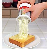 お買い得  キッチン用小物-キッチンツール プラスチック ツール / クリエイティブキッチンガジェット ピーラー&おろし金 日常使用 / チーズのための 1個