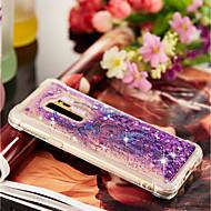 Недорогие Чехлы и кейсы для Galaxy S8 Plus-Кейс для Назначение SSamsung Galaxy S9 Plus / S9 Защита от удара / Движущаяся жидкость / Прозрачный Кейс на заднюю панель Ловец снов Мягкий ТПУ для S9 / S9 Plus / S8 Plus
