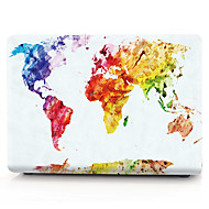 "MacBook Etui Tegneserie / Oljemaleri PVC til MacBook Pro 13 "" / MacBook Pro 15 "" med Retina-display / New MacBook Air 13"" 2018"