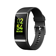 cheap -Indear V11 Smart Bracelet Smartwatch Android iOS Bluetooth Sports Waterproof Heart Rate Monitor Blood Pressure Measurement Timer Pedometer Call Reminder Activity Tracker Sleep Tracker / Touch Screen