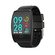 cheap -JSBP QS05 Smart Bracelet Smartwatch Android iOS Bluetooth Sports Waterproof Heart Rate Monitor Blood Pressure Measurement Pedometer Call Reminder Activity Tracker Sleep Tracker Sedentary Reminder