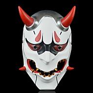 abordables Decoraciones de Celebraciones y Fiestas-Decoraciones de vacaciones Decoraciones de Halloween Máscaras de Halloween Decorativa / Cool Blanco 1pc