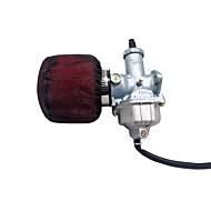 abordables Piezas de Moto y de Quad-filtro de aire tapa del filtro de aire pz30 carb para cg200 motor 150 200 250cc dirt pit bike atv crf110