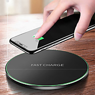 cheap iPod Accessories-Nine Five NF10 universal fast charge wireless charger stand with BT speaker for iphone X samsung S7 S9