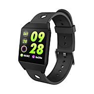 お買い得  -スマートブレスレット W1 のために iOS / Android 防水 / タッチスクリーン / 情報 / カメラコントロール 歩数計 / 着信通知 / 座りがちなリマインダー