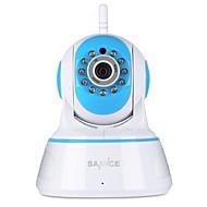 お買い得  -sannce®2.0 mp 1080p ipカメラワイヤレス双方向オーディオ屋内セキュリティなしSDカード最大サポート64GB