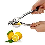 お買い得  キッチン用小物-キッチンツール ステンレス クリエイティブキッチンガジェット マニュアルジューサー レモン / オレンジ 1個