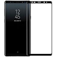 お買い得  Samsung 用スクリーンプロテクター-スクリーンプロテクター のために Samsung Galaxy Note 9 強化ガラス 1枚 フルボディプロテクター ハイディフィニション(HD) / 硬度9H / 防爆