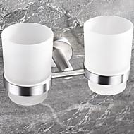 お買い得  浴室用小物-歯ブラシホルダー 新デザイン / クール コンテンポラリー ステンレス鋼 / 鉄 1個 歯ブラシ&アクセサリー 壁式
