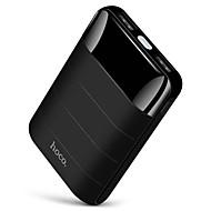 Недорогие Портативные аккумуляторы-10000 mAh Внешняя батарея Power Bank 5 V 2 A / 1 A Зарядное устройство Автоматическая регуляция силы тока LED