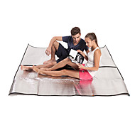 cheap -BSwolf Picnic Blanket Outdoor Camping Lightweight, Rain-Proof, Wearable PVC (Polyvinylchlorid) / Aluminium Foil Fishing, Beach, Camping / Hiking / Caving for 5 - 7 person