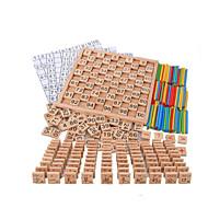 hesapli Eğitici Oyuncaklar-Liczba Yeni Dizayn Ahşap Çocuklar için Çocukların Günü Hepsi Genç Erkek Genç Kız Oyuncaklar Hediye 1 pcs