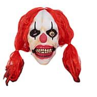 abordables Decoraciones de Celebraciones y Fiestas-Decoraciones de vacaciones Decoraciones de Halloween Máscaras de Halloween / Entretenimiento de Halloween Decorativa / Cool Rojo 1pc