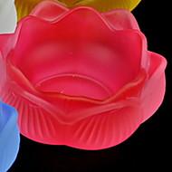abordables Home Fragrances-Moderno / Contemporáneo vidrio Candelabros Candelabro 7pcs, Candelero / candelero