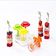 お買い得  キッチン&ダイニング-キッチンツール プラスチック アーティスティック / 最高品質 / クリエイティブキッチンガジェット DIYの金型 / DIYツール / 果物&野菜ツール 調理器具のための / アイデアキッチン用品 1個
