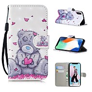 cheap -Case For Apple iPhone XS / iPhone XS Max Pattern Full Body Cases Panda Hard PU Leather for iPhone XS / iPhone XR / iPhone XS Max