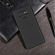 Недорогие Чехлы и кейсы для Galaxy Note 8-Кейс для Назначение SSamsung Galaxy Note 9 / Note 8 Ультратонкий / Матовое Кейс на заднюю панель Однотонный Мягкий Углеродное волокно для Note 9 / Note 8