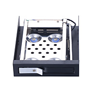 abordables Fundas de Disco Duro-Unestech Recinto del disco duro Indicador LED / Conecte y Utilice / Caso a prueba de golpes Acero Inoxidable / Hierro / Aleación de aluminio y magnesio ST2511B