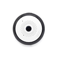 お買い得  -hqcam®fisheye vr 360度パノラマカメラHD完全な3.0mp無線wifi ipカメラホームセキュリティ監視システム