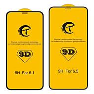 Недорогие Защитные плёнки для экрана iPhone-Защитная плёнка для экрана для Apple iPhone XS / iPhone XR / iPhone XS Max Закаленное стекло 1 ед. Защитная пленка для экрана Уровень защиты 9H / Взрывозащищенный / С поддержкой 3D Touch