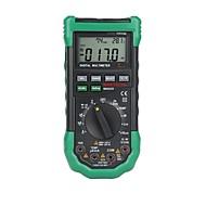 お買い得  -mastech ms8229デジタルマルチメーター5 in 1ノイズ照明温度湿度計診断ツールオートレンジ液晶バックライト