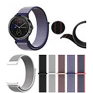 cheap Watch Bands for Garmin-Watch Band for Vivomove / Vivomove HR / Vivoactive 3 Garmin Sport Band Nylon Wrist Strap
