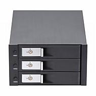 abordables Fundas de Disco Duro-Unestech Recinto del disco duro Indicador LED / Almacenamiento de Memoria / Compatible HDD Aleación de aluminio y magnesio USB 3.0 ST3530B