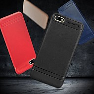preiswerte Handyhüllen-Hülle Für Huawei Y7 Prime (2018) / Y6 (2018) Mattiert Rückseite Solide Weich TPU für Y7 Prime (2018) / Huawei Y6 (2018) / Huawei Y5 (2018)