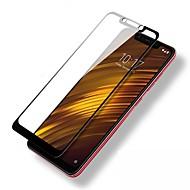 abordables Protectores de Pantalla-Protector de pantalla para XIAOMI Xiaomi Pocophone F1 Vidrio Templado 1 pieza Protector de Pantalla, Integral 5D Touch Compatible