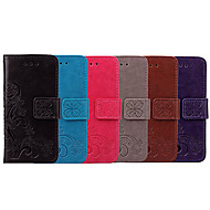 お買い得  携帯電話ケース-ケース 用途 Sony Xperia Z5 Mini カードホルダー / フリップ フルボディーケース ソリッド / 曼荼羅 ソフト PUレザー のために Z5 Mini